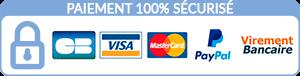 Le paiement de vos impressions cartes plastique PVC peut se faire via carte bancaire, carte visa, mastercard, Paypal, virement bancaire et Mandat Administratif.