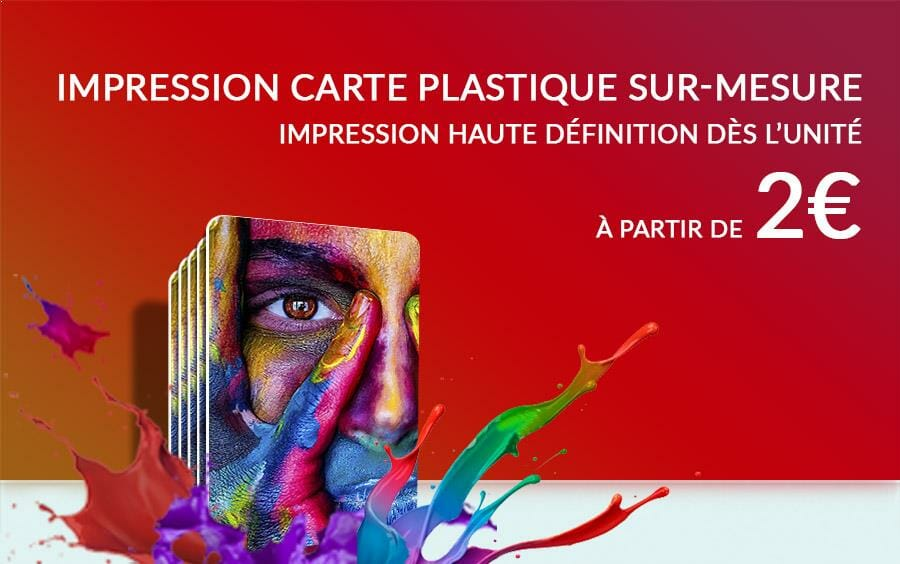 Impression Carte Plastique Pvc Sur Mesure Haute Definition Des Lunite Cardzprinter