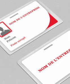badge prenom modèle iustus, de nombreux autres modèles de carte badge disponible sur notre site internet