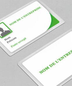 badge aimanté à créer dès aujourd'hui grâce à notre outil en ligne et nos modèles à personnaliser