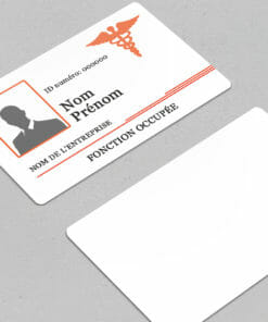 impression-carte-pvc-badges-infirmiere