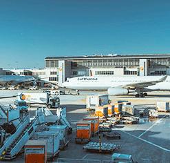 Badges Aéroportuaires