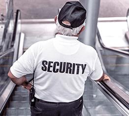 badge pour agent de la sécurité en entreprise ou autre