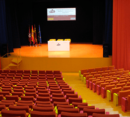 Badge d'identification pour les conférences professionnelles