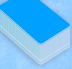 Badges Bleu