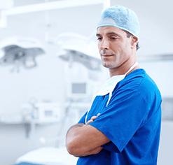 Badge infirmière / Badge infirmier