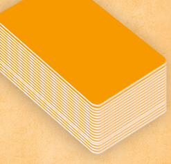 Badges Orange