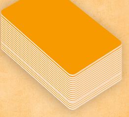 Badges orange, choissisez celui qui vous convient en quelques clics