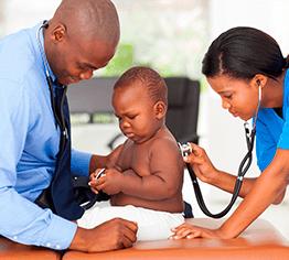 Créez votre badge professionnel pédiatrie en ligne directement et dès à présent