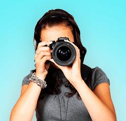 Badge photographe
