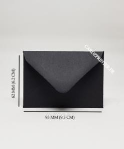 Enveloppe papier 93x62mm pour carte plastique, carte cadeau, carte membre, etc.