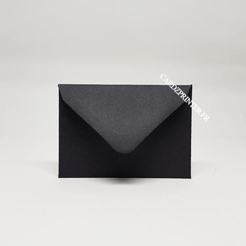 emballage original en forme d'enveloppe petite taille adaptée pour carte bon cadeau en plastique pvc