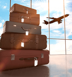 Étiquette bagage personnalisable